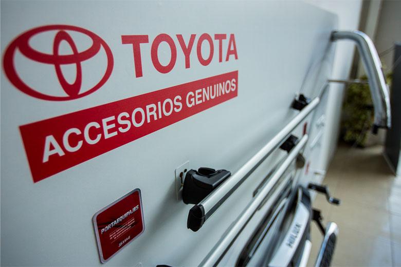 Toyota Sarthou Buenos Aires Accesorios Genuinos