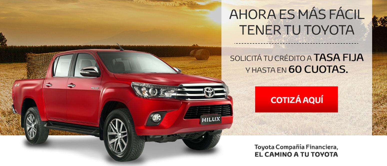 Toyota Compañía Financiera de Argentina S.A.