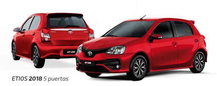 Toyota Etios Hatchback 2018