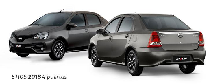 Toyota Etios Sedán 2018