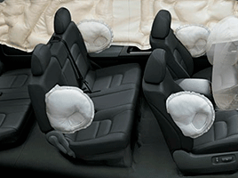 14 Airbags.