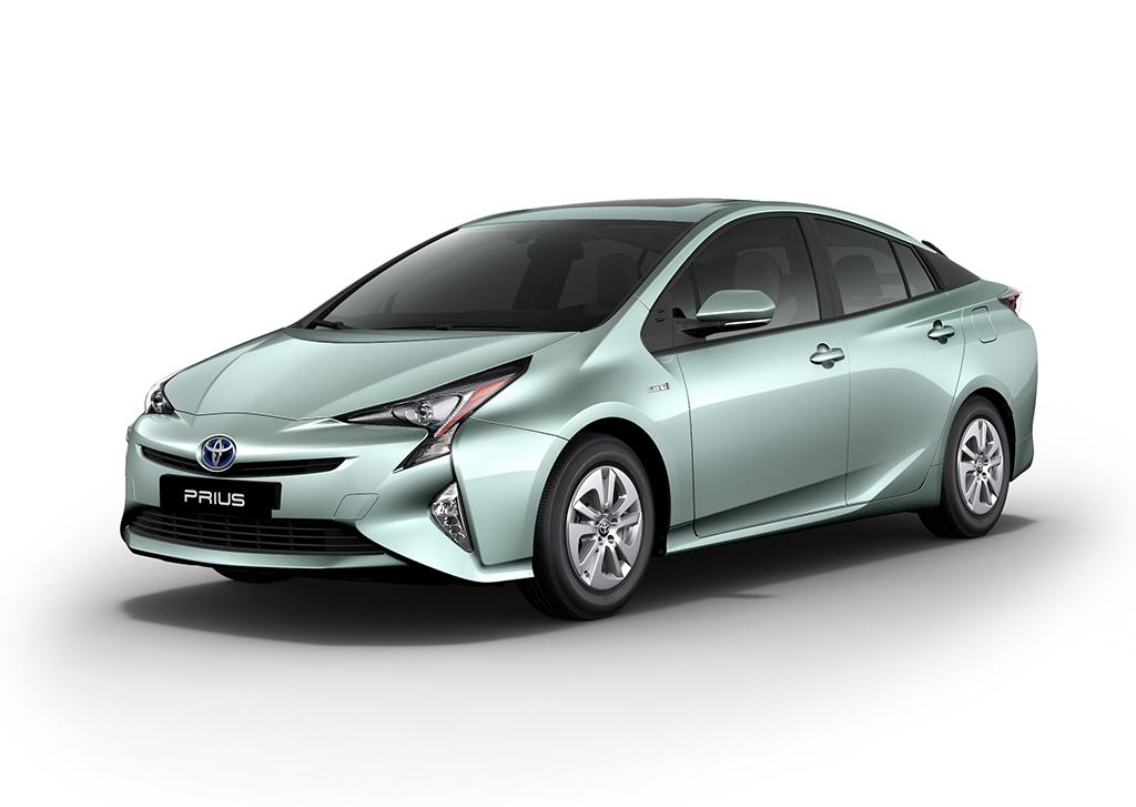 Prius Verde
