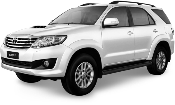 Toyota SW4 - Blanco [040]