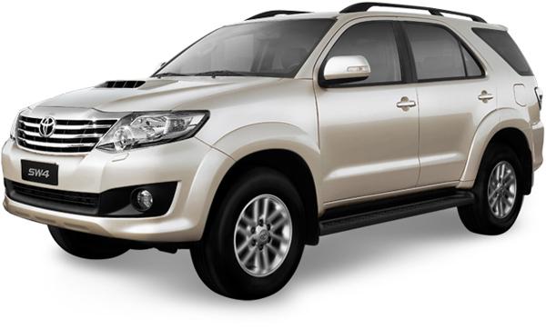 Toyota SW4 - Dorado Metálico [5A7]