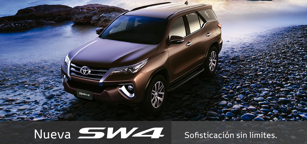 Toyota Sw4 Sarthou Buenos Aires