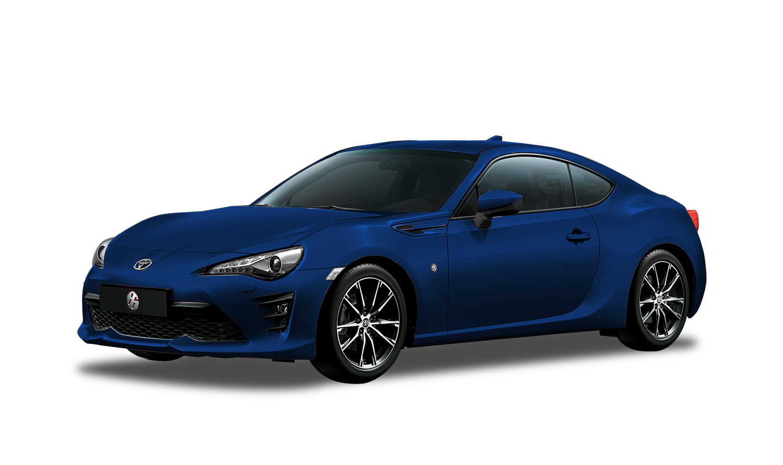 Toyota 86 Azul Metálico