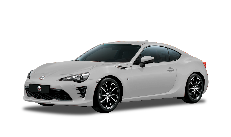 Toyota 86 Gris Plata