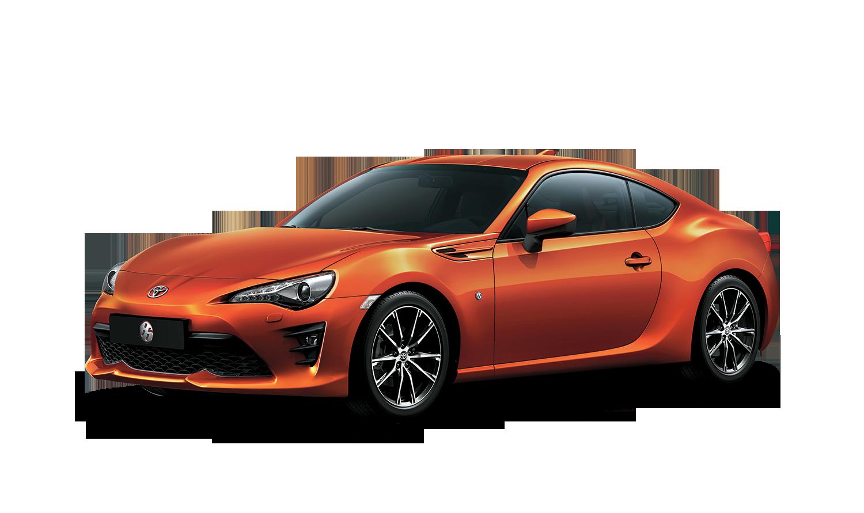 Toyota 86 Naranja