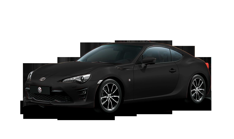 Toyota 86 Negro
