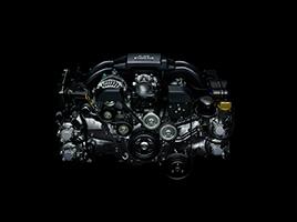 Motor Boxer 2.0 litros con inyección mixta D4-S