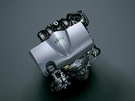 Motor 1,5 lt.,16 válvulas con sistema Dual VVT-i