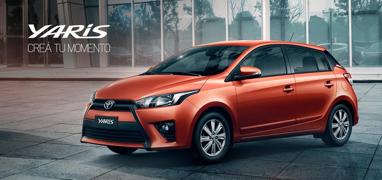 Toyota Yaris Creá tu momento