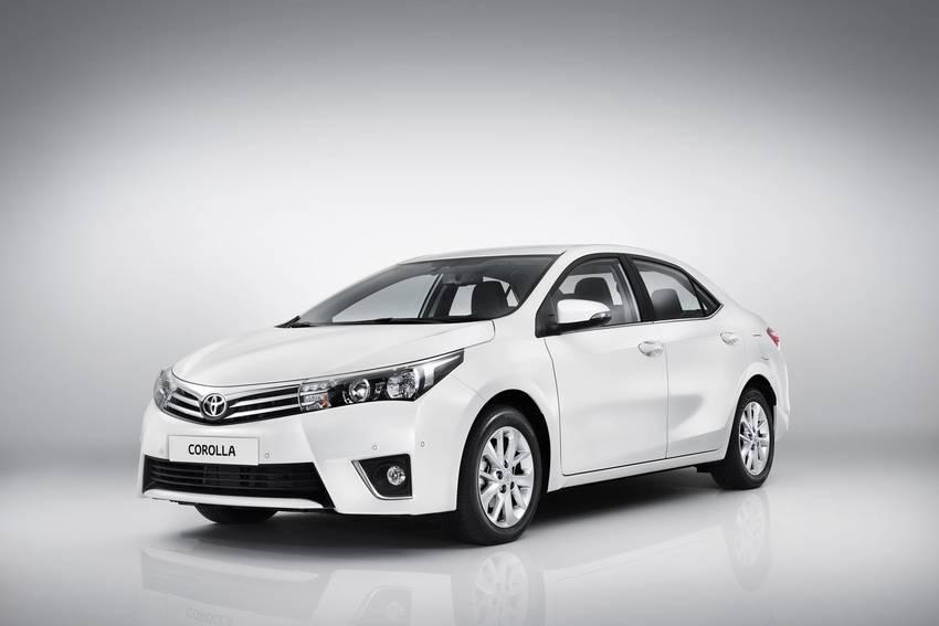 El Toyota Corolla, el más vendido del 2015 en el mundo