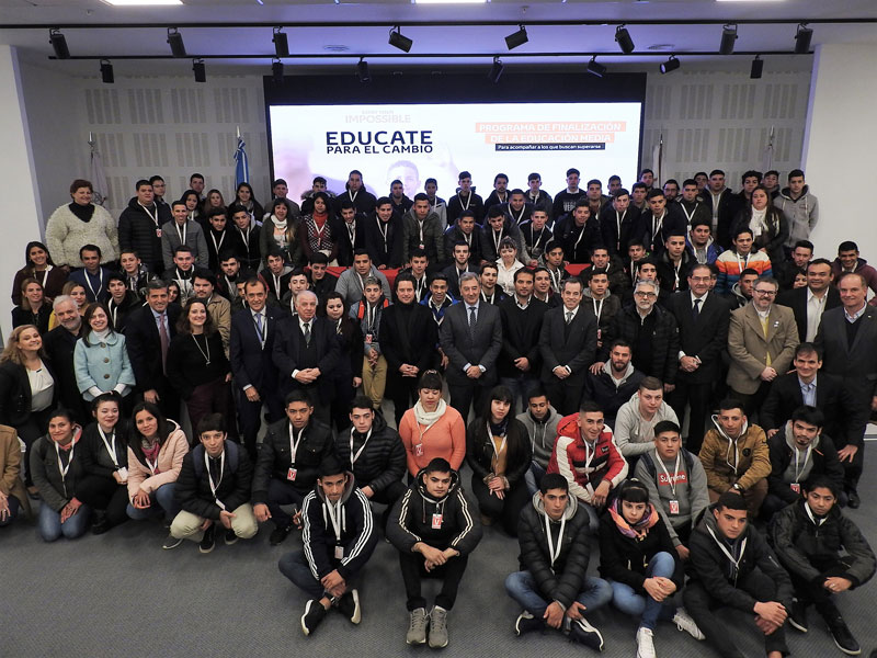 """Toyota presentó """"Educate para el cambio"""", un programa…"""