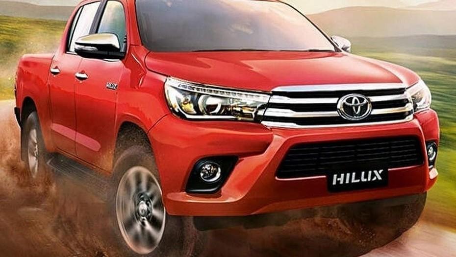Toyota Argentina fabricará una Hilux eléctrica antes…