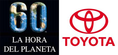 Toyota Argentina adhiere a La Hora del Planeta 2011
