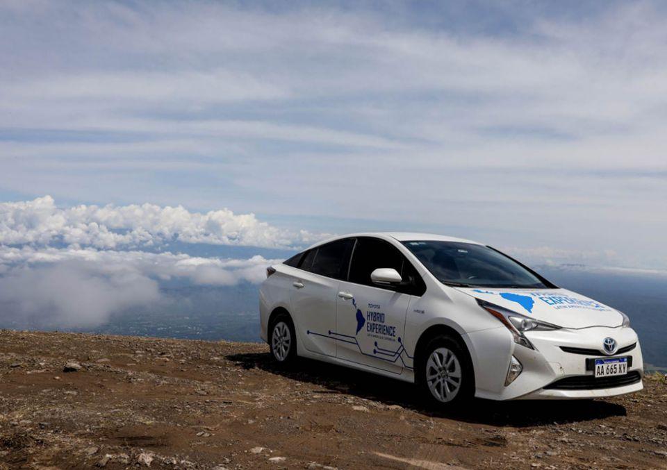 """""""Hybrid Experience"""": finalizó la caravana de vehículos…"""