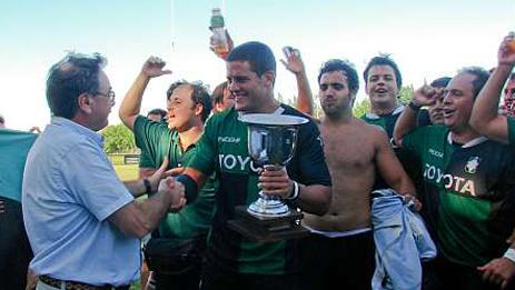 Duendes campeón del Nacional de Clubes 2009