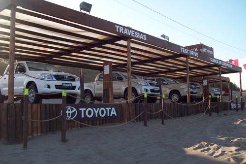 TOYOTA presenta sus novedades y acompaña a sus clientes…