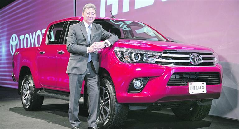 Bueno: Toyota analiza comenzar a exportar a Sudáfrica…
