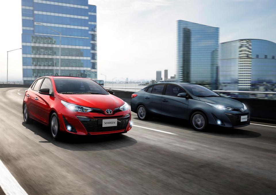 Toyota Argentina presenta el nuevo Yaris, incorporando…