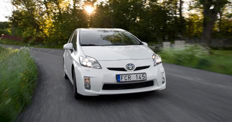 Toyota exhibe nuevas tecnologías clave en el desarrollo…