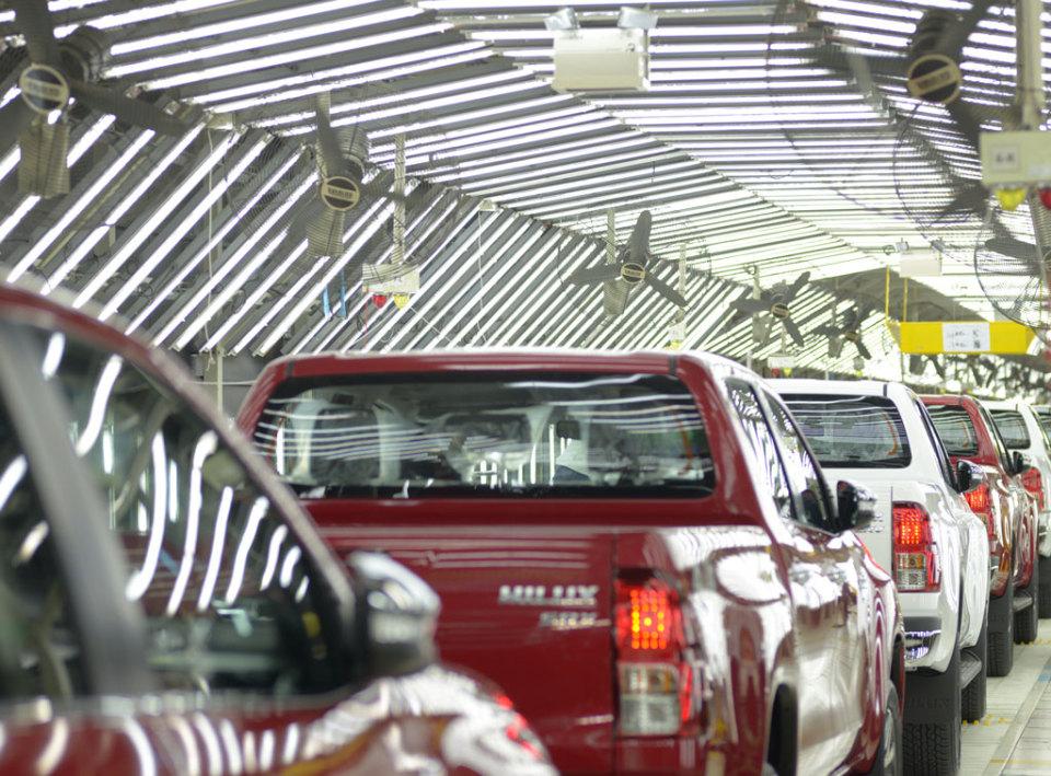 Toyota Argentina lidera la producción automotriz y…
