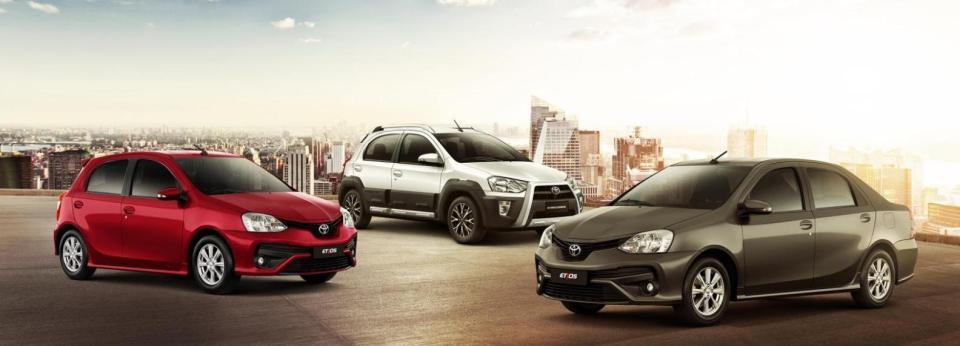 Toyota Etios el más vendido de Febrero 2018, la Hilux…