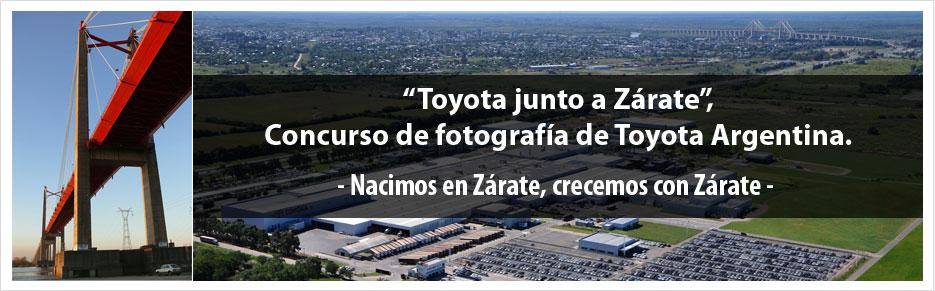 Toyota junto a Zárate, el nuevo concurso de fotografía…