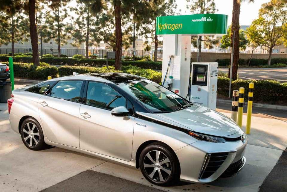 Toyota fue seleccionada entre las 10 compañías que…