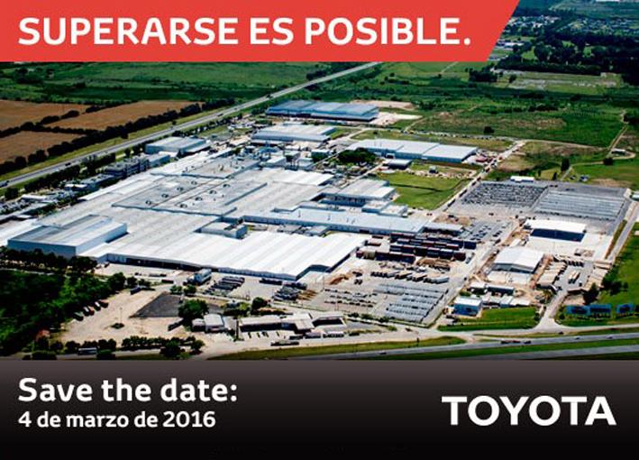Toyota inaugurá el viernes 4 de marzo la nueva ampliación…