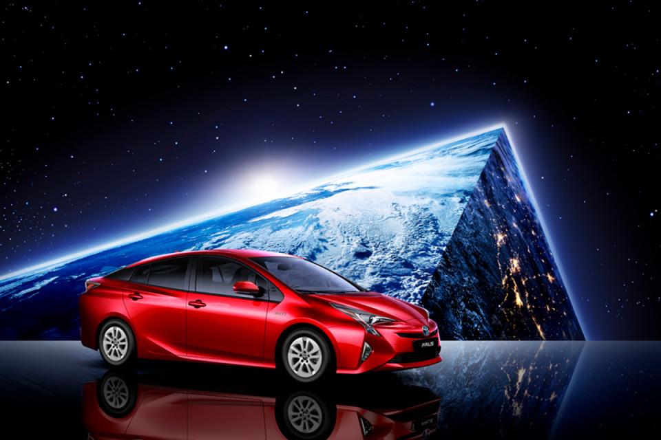 Toyota vendió más de 1,5 millones de vehículos electrificados…
