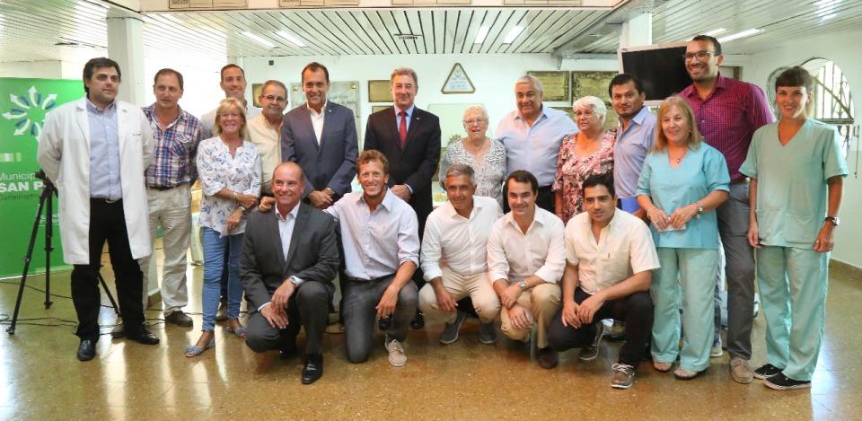 Toyota Argentina donó equipamiento médico a la comunidad…