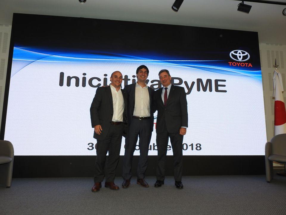 Toyota Argentina sigue contribuyendo con el desarrollo…