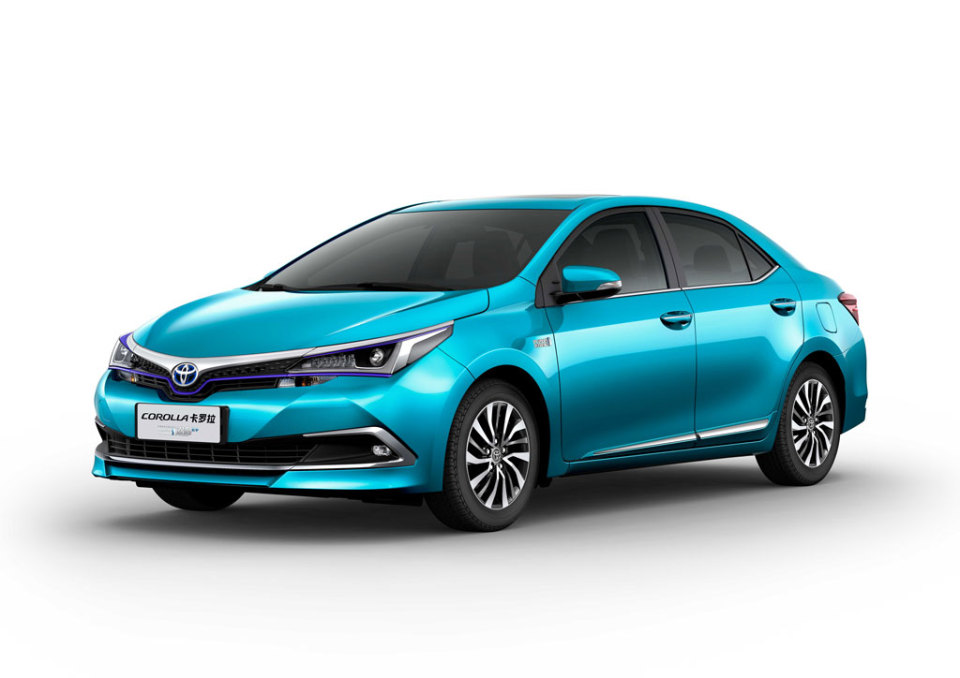 Toyota presentará 10 nuevos vehículos electrificados…