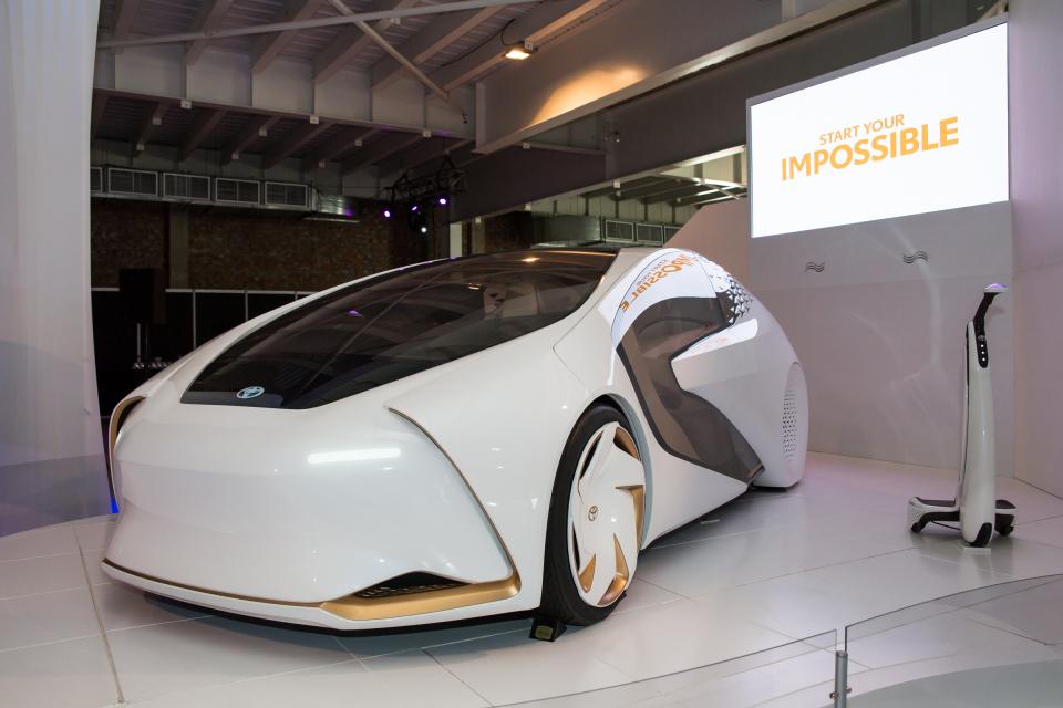 Toyota presentó su visión sobre el futuro de la movilidad…