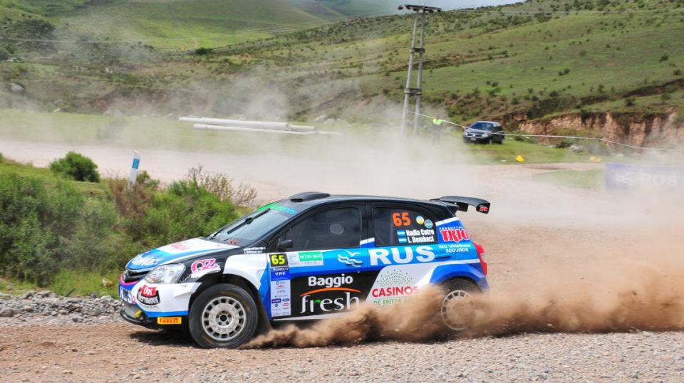 Toyota será el vehículo oficial del Rally Argentino