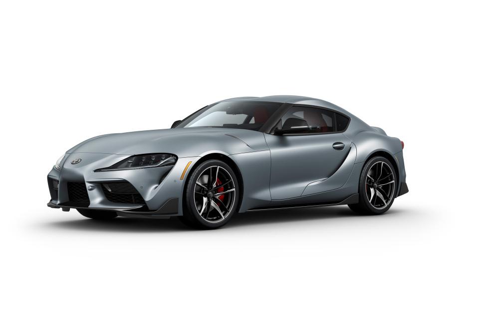 Toyota presentó el nuevo Supra en el Salón del Automóvil…